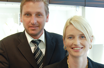 Sonja und Christoph Pichler